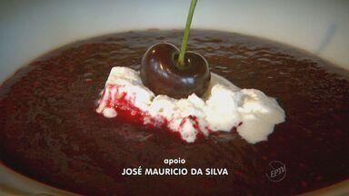 'Prato Feito' ensina como preparar sopa de frutas vermelhas - Em dezembro, Fernando Kassab ensina receitas para as ceias de fim de ano. Nesta sexta-feira veja como preparar uma sopa de frutas vermelhas.