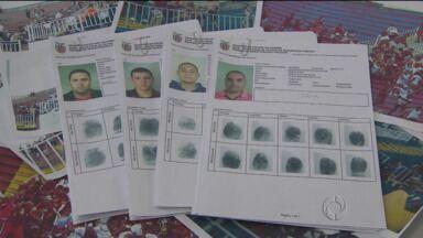 Lista com brigões de estádio chega hoje à polícia de SC - Lista vai ser encaminhada pela Polícia Civil do Paraná.