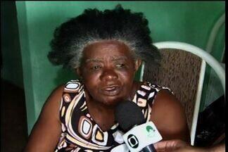 Moradora do município do Crato sofre queimadura em terreno desocupado - Segundo testemunhas, outras pessoas já sofreram queimaduras no local.