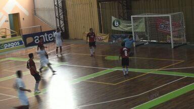 Orlândia e Minas tentam título inédito no Uruguai - Equipes disputam Sul-americano de futsal.