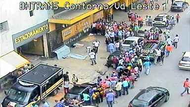 Tampinheiro é morto por jovem que perdeu dinheiro no golpe em BH - Crime foi no centro da capital