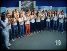 Equipe da Inter Tv presta homenagem aos telespectadores - Mensagem será exibida durante a programação.
