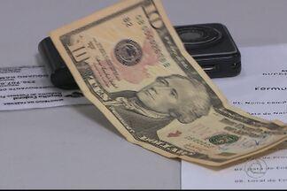 JPB2JP: Africanos são detidos acusados de aplicar golpe do dólar negro - Estavam em um hotel na orla de João Pessoa.