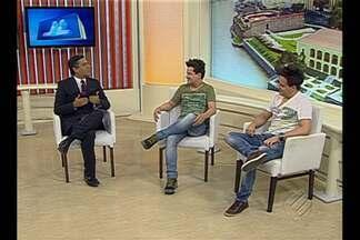 Hoje tem show sertanejo da melhor qualidade em Belém - Uma das atrações é a dupla João Neto e Frederico.