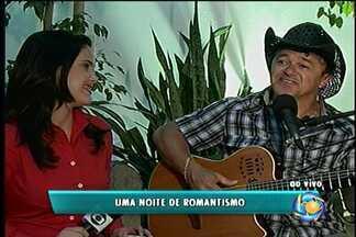 Entrevista com o cantor Canidé - Cantor foi o entrevistado na noite desta Sexta-feira (13) no GRTV 2ª Edição