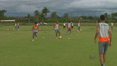 Sertãozinho começa preparação para Campeonato Paulista - Time sendo montado para 2014 e jogará na série A-3 da competição.