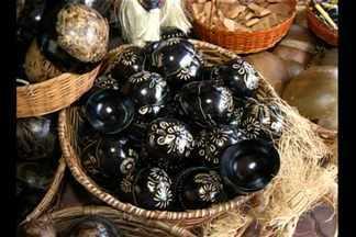 Veja como são feitas as cuias de tacacá dos paraenses - Cuia está presente no dia a dia e na história do paraense.