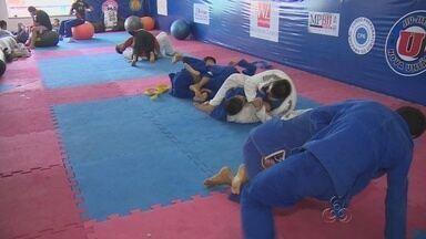 Open de Jiu-Jitsu supera expectativas de participantes, no AM - Mais de dois mil atletas vão participar da competição.