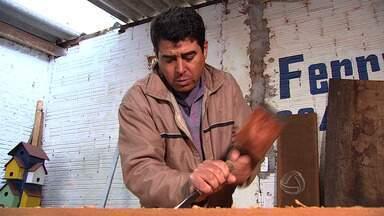 """Conheça a história do artesão """"Ferruge"""" - Suas obras estão espalhadas por todo o Mato Grosso do Sul"""