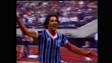 Há 30 anos, título do Grêmio apresentava Renato Gaúcho para o mundo - Foi durante o Mundial de 1983 que o ex-jogador mostrou sua categoria, irreverência e personalidade para o planeta da bola.
