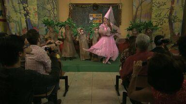 Apresentação de teatro da criançada pode ser só confusão; assista! - Você já passou por situação parecida?