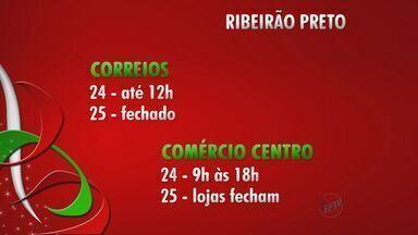 Parques municipais de Ribeirão funcionam em horário diferenciado - Expediente em Franca (SP) vai até às 12h nesta terça (24).