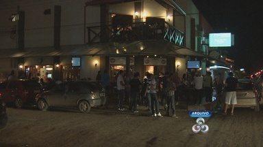 Corpo de Bombeiros interdita duas casas noturnas em Porto Velho - Das 23 casas de eventos em Porto Velho, duas foram interditadas.
