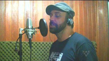 Músicos da região criam samba do Natal - Canção fala sobre o tempo quente, frutas tropicais e várias qualidades que têm relação com o país.