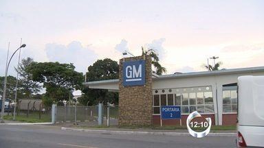 GM demite funcionários da planta de São José dos Campos, SP - A General Motors demitiu um novo grupo de funcionários da planta de São José dos Campos (SP) e anunciou o fechamento da linha de montagem de veículos de passageiros (conhecida como MVA) da unidade.