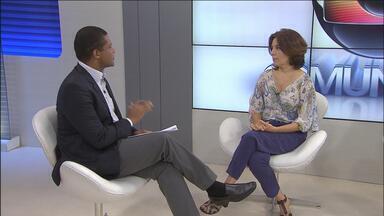 Auditora explica benefícios de ter carteira assinada - Assista ao 1º bloco do Globo Comunidade deste domingo (5).