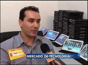 Assista ao PEGN deste domingo (2) - O programa vai mostrar empresários no Mato Grosso do Sul que fazem sucesso com hamburgueres artesanais. Assista também à reportagem sobre empresa que aluga tablets. Confira no PEGN deste domingo (2).