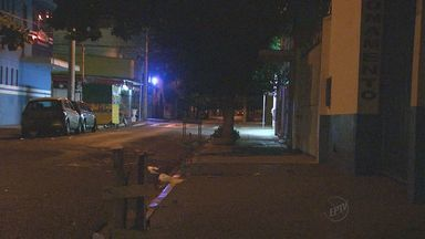 Moradores denunciam faltas de iluminação pública - Três bairros de Ribeirão foram afetados.