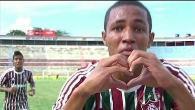 Fluminense vence Ceará e avança na Copa São Paulo de futebol júnior - Tricolor está nas oitavas de final e vai encaras a Ferroviária.