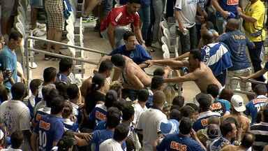 Cruzeiro é absolvido no STJD por causa de incidentes no jogo contra o Bahia - Cruzeiro é absolvido no STJD por causa de incidentes no jogo contra o Bahia
