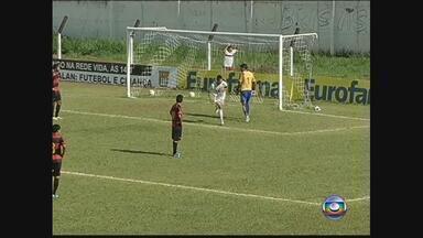 Sport é eliminado da Copinha - Equipe perde para a Ferroviária por 3 a 2