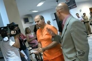 Justiça começa ouvir depoimentos do caso Marcos Queiroz em Joinville - Suspeito é acusado de aplicar golpe milionário.
