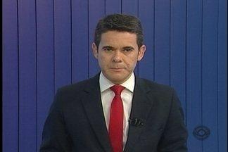 Homem tem parte da mão amputada em Jaraguá do Sul - Vítima foi socorrida e passa bem.