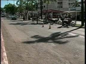 Autoridades divulgam medidas para diminuir crimes em Chapecó - Autoridades divulgam medidas para diminuir crimes em Chapecó.