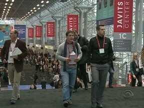 Empresários de SC participam do maior evento de varejo do mundo nos EUA - Empresários de SC participam do maior evento de varejo do mundo nos EUA.