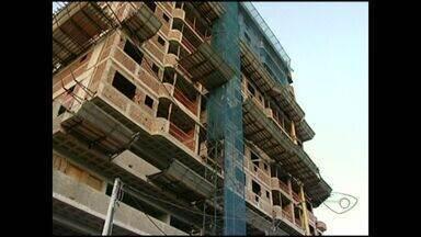 Setor imobiliário ganha investimentos em Cachoeiro, Sul do ES - Os imóveis se tornaram a principal fonte de investimento dos brasileiros, segundo Instituto de Pesquisa Econômica Aplicada (IPEA).