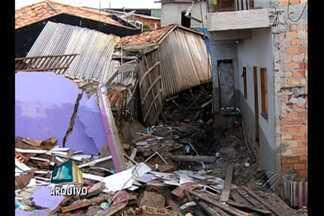 TV Liberal teve acesso aos dados do relatório do Serviço Geológico do Brasil - O documento aponta o que teria causado a destruição de 15 casas em Abaetetuba, no nordeste do estado, há 12 dias.