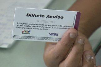 Bilhete avulso ganha maior utilização após mudamças nas linhas de ônibus em Salvador - Com o bilhete, o passageiro pode pegar dois ônibus no período de duas horas, pagando apenas uma pasagem.