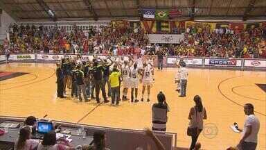 Time de basquete do Sport vence o Brasília por 111 a 34 - Leoas seguem invictas na competição