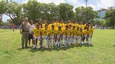 Comunidades comemoram sucesso da Tareco - Equipe da Várzea vence o torneio