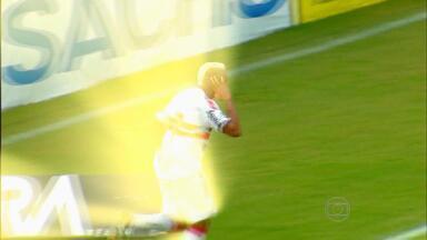 Caça-Rato ganha novo apelido no Santa Cruz: Iluminado - Atacante é o xodó da torcida tricolor