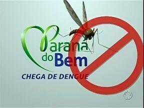 Nova Londrina e Marilena enfrentam epidemia de dengue - O novo boletim da Secretaria de Saúde do Estado confirmou a primeira morte por dengue no Paraná. Foi em Nova Londrina. O município está enfrentando uma epidemia.