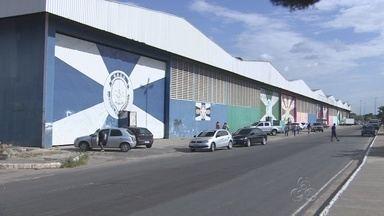 MPT inspeciona galpões de escolas de samba de Manaus - Ministério Público do Trabalho fiscalizou os galpões das escolas de samba do grupo especial de Manaus; fiscalização foi realizada nesta terça-feira (21).