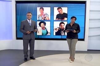 Olodum e e projeto com Durval Lélis e Mano Góes são opções de diversão em Salvador - O grupo afro recebe Armandinho, Gilmelândia e banda Filhos de Jorge.