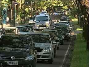 Multas de trânsito aumentam 40% em Maringá - A principal causa é o excesso de velocidade