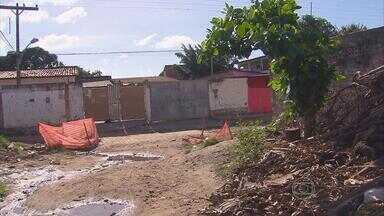 Calendário do NETV cobra calçamento de ruas em Campo Grande - Moradores reclamam que obras foram interrompidas e estão demorando a serem retomadas.