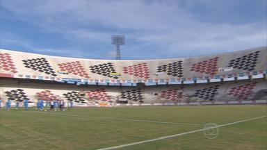 Santa Cruz pronto para pegar o Bahia pelo Nordestão - Vica mantém time da estreia