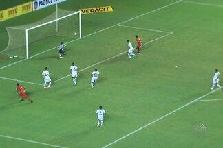 Jacuipense e Juazeirense empatam pelo Baianão em Pituaçu - A equipe de Riachão do Jacuípe esteve na frente em dois momentos, mas cedeu o empate.