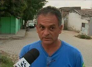 Em Caruaru, moradores do Bairro do Salgado se preocupam com constantes acidentes - Destra prometeu fazer um levantamento para saber o que está ocorrendo, mas até o momento não fez.