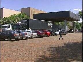 Foram ouvidos hoje alguns suspeitos de terem participado do assalto ao hotel Mabu, em Foz - Os homens roubaram o malote com o dinheiro dos salários dos funcionários.