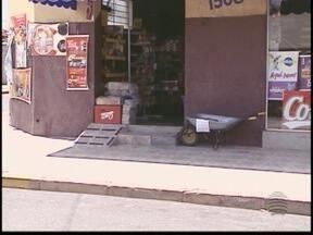 Em Presidente Prudente, mercadinho foi alvo de roubo nesta quarta-feira - Dois bandidos levaram dinheiro do local.
