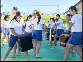 Polícia Militar de Presidente Prudente treina novos soldados - Em aulas práticas eles vivenciaram situações que poderão enfrentar no trabalho.