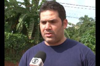 Em Altamira, a falta de água também atinge os moradores - Confira a situação do município que recebe muitas pessoas por conta das obras de Belo Monte.