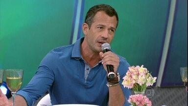 Malvino Salvador comenta a personalidade de Bruno - O ator falou do personagem