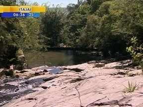 Cachoeira da Costa da Lagoa deve ter mudanças após morte de jovem - Cachoeira da Costa da Lagoa deve ter mudanças após morte de jovem