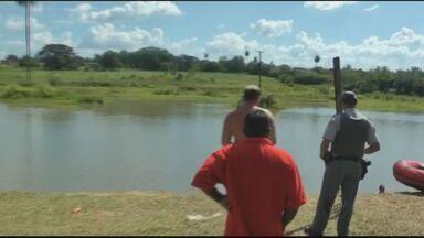 Rapaz de 25 anos morre afogado em lagoa em Porto Ferreira, SP - Rapaz de 25 anos morre afogado em lagoa em Porto Ferreira, SP